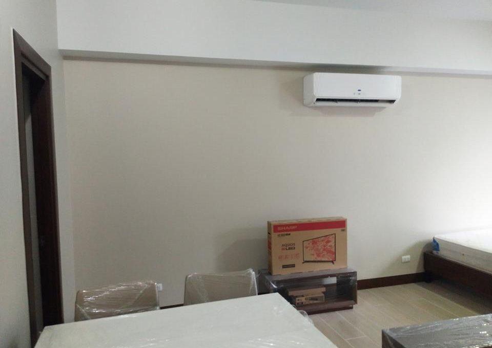 1 Bedroom with balcony condo unit For Sale in Three Central ,Makati ,Metro Manila (11)