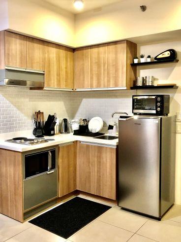 1 bedroom condo unit for Rent in Avida Towers 34th St., Fort Bonifacio, Taguig City (3)