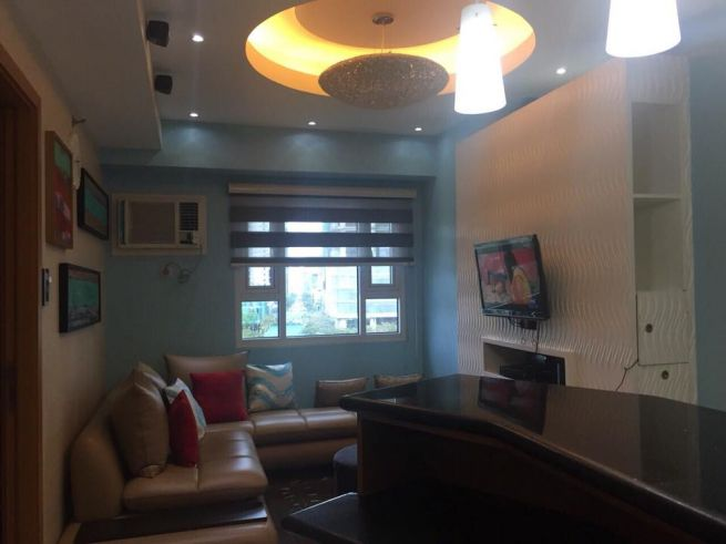 1 bedroom condo unit for Sale in The Trion Towers, BGC, Taguig City (4)