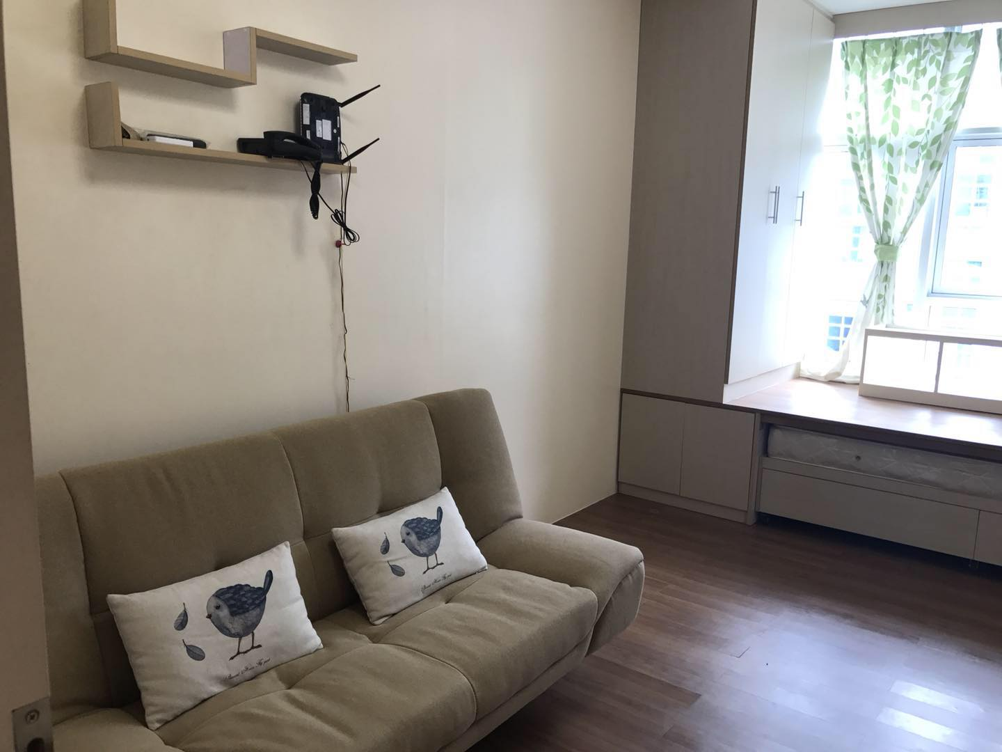 1 bedroom Condo for rent in The Linear Makati City