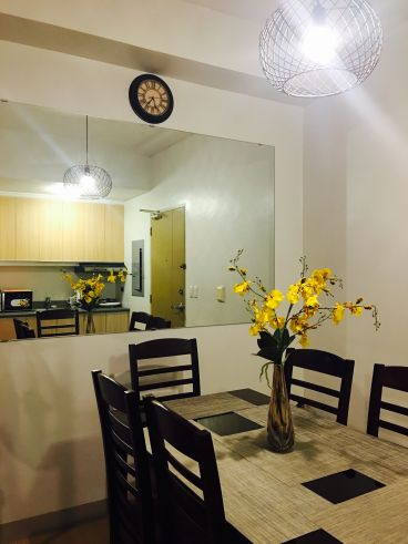 1 bedroom unit for rent in The Levels Condominium, Ayala Alabang Muntinlupa (1)