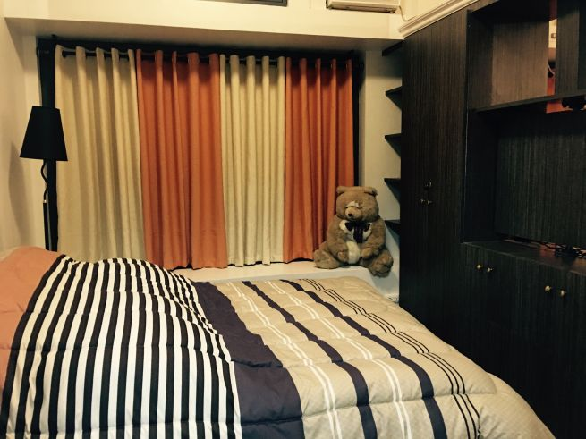 1 bedroom unit for rent in The Levels Condominium, Ayala Alabang Muntinlupa (3)