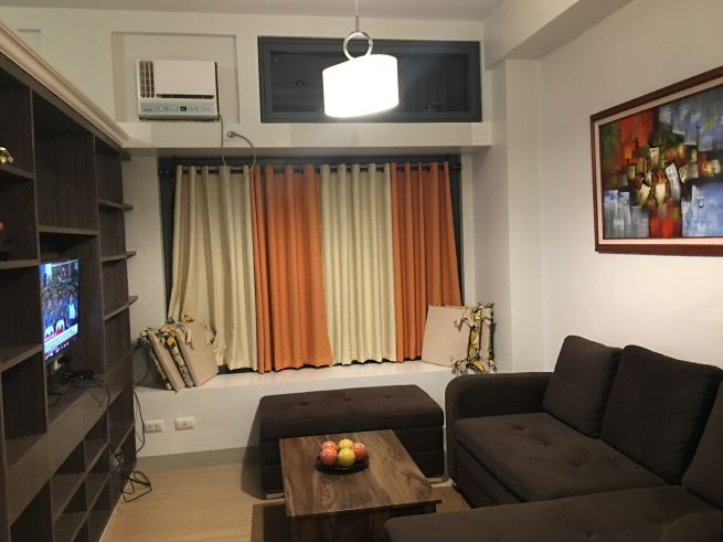 1 bedroom unit for rent in The Levels Condominium, Ayala Alabang Muntinlupa (5)