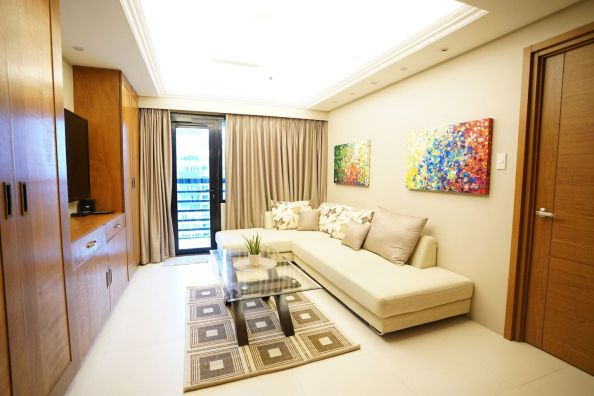 1 bedroom unit for sale in ICON PLAZA, BGC, The Fort, Taguig City (3)