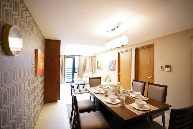 1 bedroom unit for sale in ICON PLAZA, BGC, The Fort, Taguig City (5)