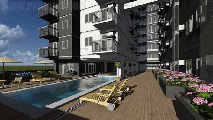 1 bedroom Condo for sale in Southkey Place Alabang Muntinlupa City