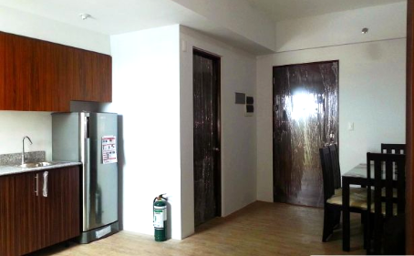 1 bedroom with balcony for sale in ANUVA RESIDENCES Cupang,Muntinlupa City (1)