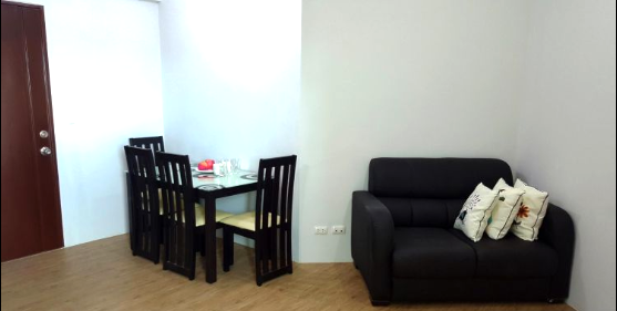 1 bedroom with balcony for sale in ANUVA RESIDENCES Cupang,Muntinlupa City (8)