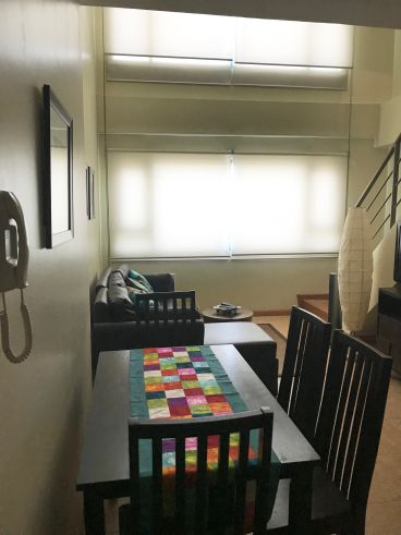 1 bedroom with loft Unit for rent in McKinley Park Residences, BGC, Taguig City (1)