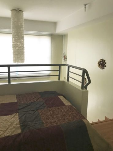 1 bedroom with loft Unit for rent in McKinley Park Residences, BGC, Taguig City (10)