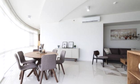 2 bedroom condo unit for Rent in Arya Residences, Mckinley Parkway, Taguig City