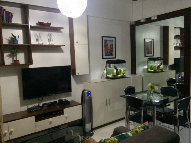 2 bedroom unit for rent at Rhapsody Residences in Muntinlupa (5)