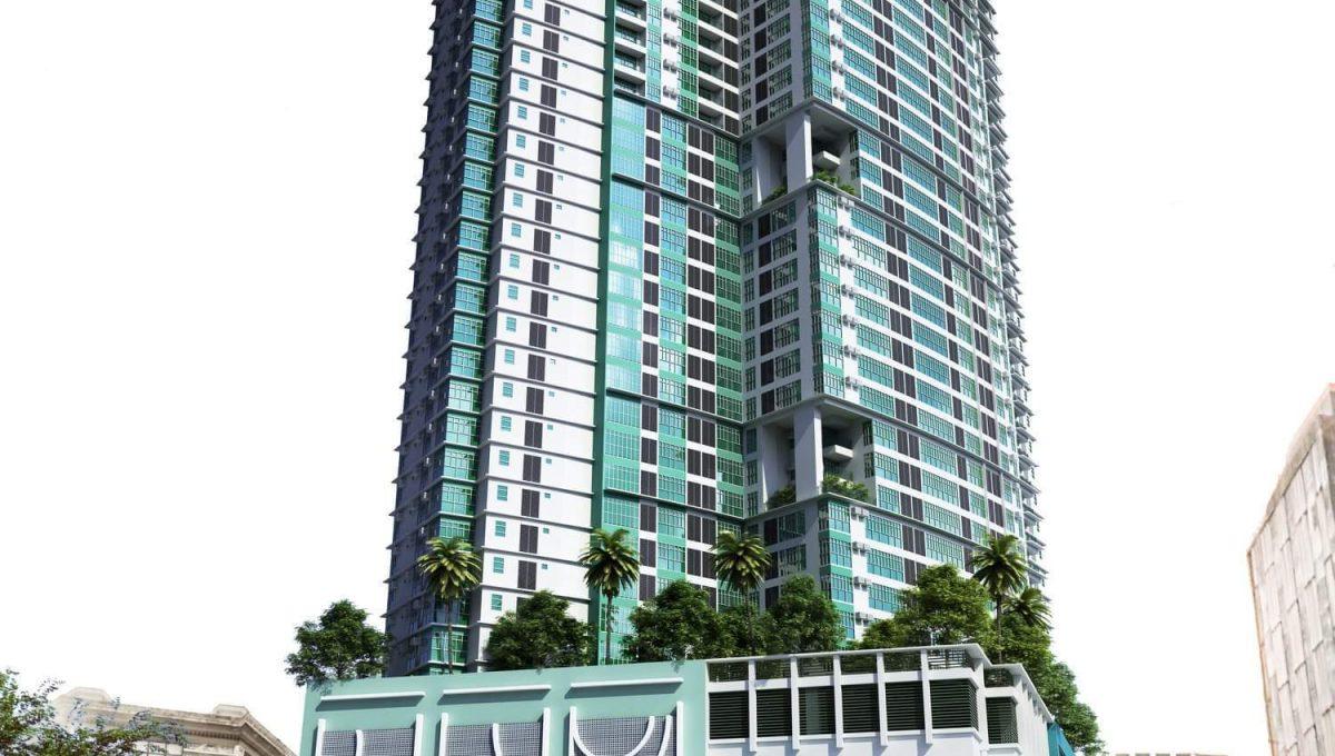 Executive Studio condo unit For Sale in Noble Place, Chinatown Binondo,Metro Manila (6)
