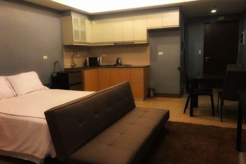 Executive Studio condo unit for Sale in The Venice Luxury Residences, Mckinley Hill Taguig City (2)