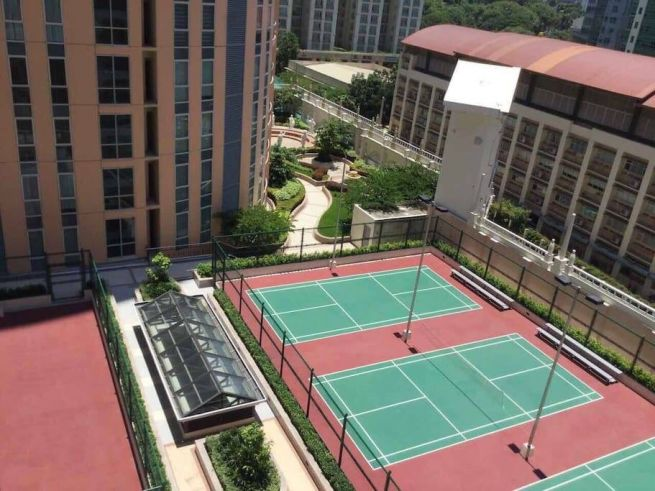 Executive Studio condo unit for Sale in The Venice Luxury Residences, Mckinley Hill Taguig City (5)