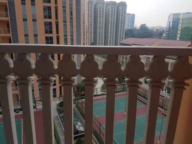 Executive Studio condo unit for Sale in The Venice Luxury Residences, Mckinley Hill Taguig City (6)