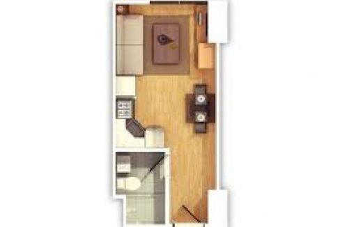 Studio condo unit for Sale in Avida Altura Alabang Tower 1, Muntinlupa City (3)