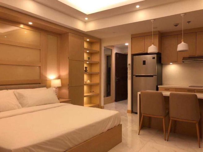 Studio condo unit for Sale in The Venice Luxury Residences, Mckinley Hill Taguig City (1)