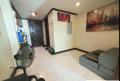Studio type unit for rent in SCANDIC PALACE SUITES, Makati Metro Manila (14)