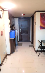 Studio type unit for rent in SCANDIC PALACE SUITES, Makati Metro Manila (3)