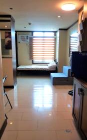 Studio type unit for rent in SCANDIC PALACE SUITES, Makati Metro Manila (6)