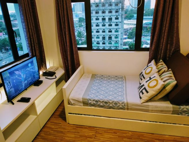 Studio unit for Sale in Studio City West Park Drive, Filinvest Alabang, Muntinlupa (2)