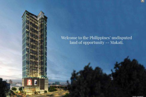 Vion Tower condo for sale in Makati city