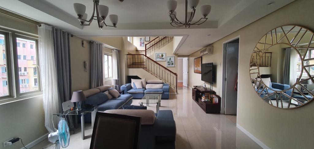 3BR Condo for rent At Mckinley Garden Villas